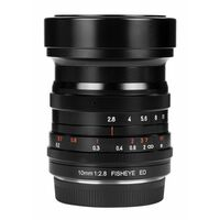 Für weitere Info hier klicken. Artikel: 7Artisans 10mm f/2,8 Fisheye ED Canon RF