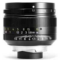 Für weitere Info hier klicken. Artikel: 7Artisans 50mm f/1,1 Leica M
