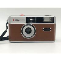 Für weitere Info hier klicken. Artikel: Agfaphoto Analoge 35mm Kamera braun