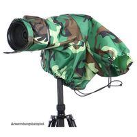 Für weitere Info hier klicken. Artikel: B.I.G. Kamera Tarn- und Regenschutz camouflage