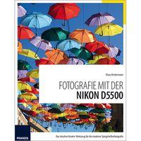 Für weitere Info hier klicken. Artikel: Buch Kamerabuch Fotografie mit der Nikon D5500