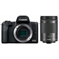 Für weitere Info hier klicken. Artikel: Canon EOS M50 Mark II + EF-M 18-150mm f/3,5-6,3 IS STM schwarz