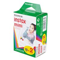 Für weitere Info hier klicken. Artikel: Fujifilm Instax Mini Film Doppelpack 2x10 Aufnahmen