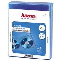 Für weitere Info hier klicken. Artikel: Hama Blu-Ray Doppel-Leerhülle 3er