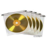 Für weitere Info hier klicken. Artikel: Hama CD/DVD Doppel-Schutzhüllen, weiß 50er-Pack