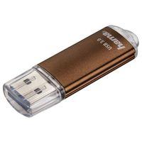 Für weitere Info hier klicken. Artikel: Hama FlashPen Laeta, USB 3.0 45MB/s braun 32 GB