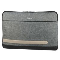 Für weitere Info hier klicken. Artikel: Hama Notebook-Sleeve Terra, bis 34 cm (13,3) grau