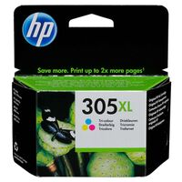 Für weitere Info hier klicken. Artikel: HP Tintenpatrone 3-farbig No. 305 XL
