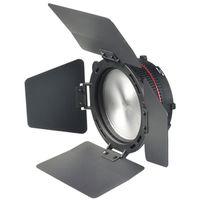 Für weitere Info hier klicken. Artikel: Nanguang Fresnel-Vorsatz mit Vierklappentor, für LED-Studioleuchte P100WII 3670