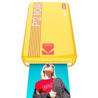 Für weitere Info hier klicken. Artikel: Kodak Mobiler Drucker Mini 2 Plus Retro 2,1x 3,4 gelb
