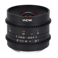 Für weitere Info hier klicken. Artikel: LAOWA 9mm T2.9 Zero-D Cine schwarz L-Mount