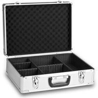 Für weitere Info hier klicken. Artikel: Mantona Aluminium Foto-Koffer Basic M, silber