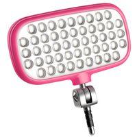 Für weitere Info hier klicken. Artikel: Metz mecalight LED-72 smart pink