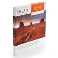 Für weitere Info hier klicken. Artikel: Moab Entrada Rag Bright 300 A2 [25 sheets] 25 Blatt DIN A2