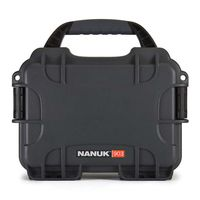 Für weitere Info hier klicken. Artikel: Nanuk Case 903-0007 anthrazit