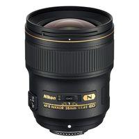 Für weitere Info hier klicken. Artikel: Nikon AF-S Nikkor E 28mm f/1,4 ED Nikon FX