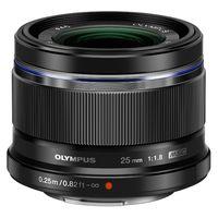 Für weitere Info hier klicken. Artikel: Olympus M.Zuiko AF 25mm f/1,8 schwarz Micro Four Thirds