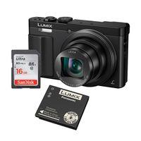 Für weitere Info hier klicken. Artikel: Panasonic DMC-TZ 71+ Akku DMW-BCM 13 E+SDHC Ultra UHS-I, 80MB/Sec 16 GB schwarz
