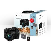 Für weitere Info hier klicken. Artikel: Panasonic Lumix G91+12-60 mm OIS Special Edition+PH Akku+SD-Karte 32 GB UHS-I