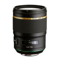 Für weitere Info hier klicken. Artikel: Pentax DFA* 50mm f/1,4 SDM AW HD Pentax K Vollformat