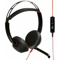 Für weitere Info hier klicken. Artikel: Plantronics Blackwire C5220 USB-A On-Ear