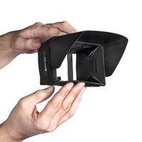 Für weitere Info hier klicken. Artikel: Sachtler Mini Hood für Camera LCDs
