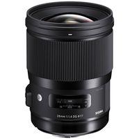Für weitere Info hier klicken. Artikel: Sigma AF 28mm f/1,4 DG HSM ART Canon EF