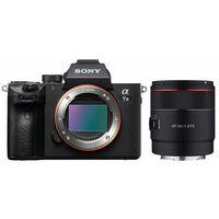 Für weitere Info hier klicken. Artikel: Sony Alpha 7 III (ILCE-7M3) Gehäuse + Samyang AF 24mm f/1,8 schwarz