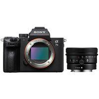 Für weitere Info hier klicken. Artikel: Sony Alpha 7 III (ILCE-7M3) Gehäuse + SEL 40mm f/2,5 G schwarz-schwarz