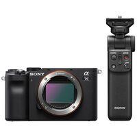 Für weitere Info hier klicken. Artikel: Sony Alpha 7C (ILCE-7C) Gehäuse + Bluetooth Griff GP-VPT2BT schwarz