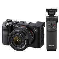 Für weitere Info hier klicken. Artikel: Sony Alpha 7C (ILCE-7C) Gehäuse + SEL 28-60 + Bluetooth Griff schwarz