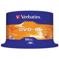 Für weitere Info hier klicken. Artikel: Verbatim DVD-R 16x Matt Silver 50x