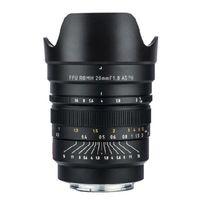 Für weitere Info hier klicken. Artikel: Viltrox MF 20mm/f1.8 Sony FE-Mount