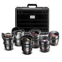 Für weitere Info hier klicken. Artikel: Walimex pro Video Fisheye-Portrait Set 6x Canon EF