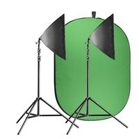 Für weitere Info hier klicken. Artikel: Walimex pro Video Greenscreen Set Einsteiger flexi