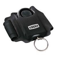 Für weitere Info hier klicken. Artikel: Xavax Mobile Alarmsirene Sport mit Sportarmband schwarz