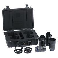 Für weitere Info hier klicken. Artikel: Zeiss Milvus 25mm f/1,4, Milvus 35mm f/1,4, Milvus 50mm f/1,4 and Milvus 85mm f/1,4 ZF.2- + Speed Transport Case + 3x Lens Gear Medium Nikon FX