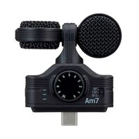 Für weitere Info hier klicken. Artikel: Zoom Am7 MS Stereo Mikrofon mit USB-C Stecker