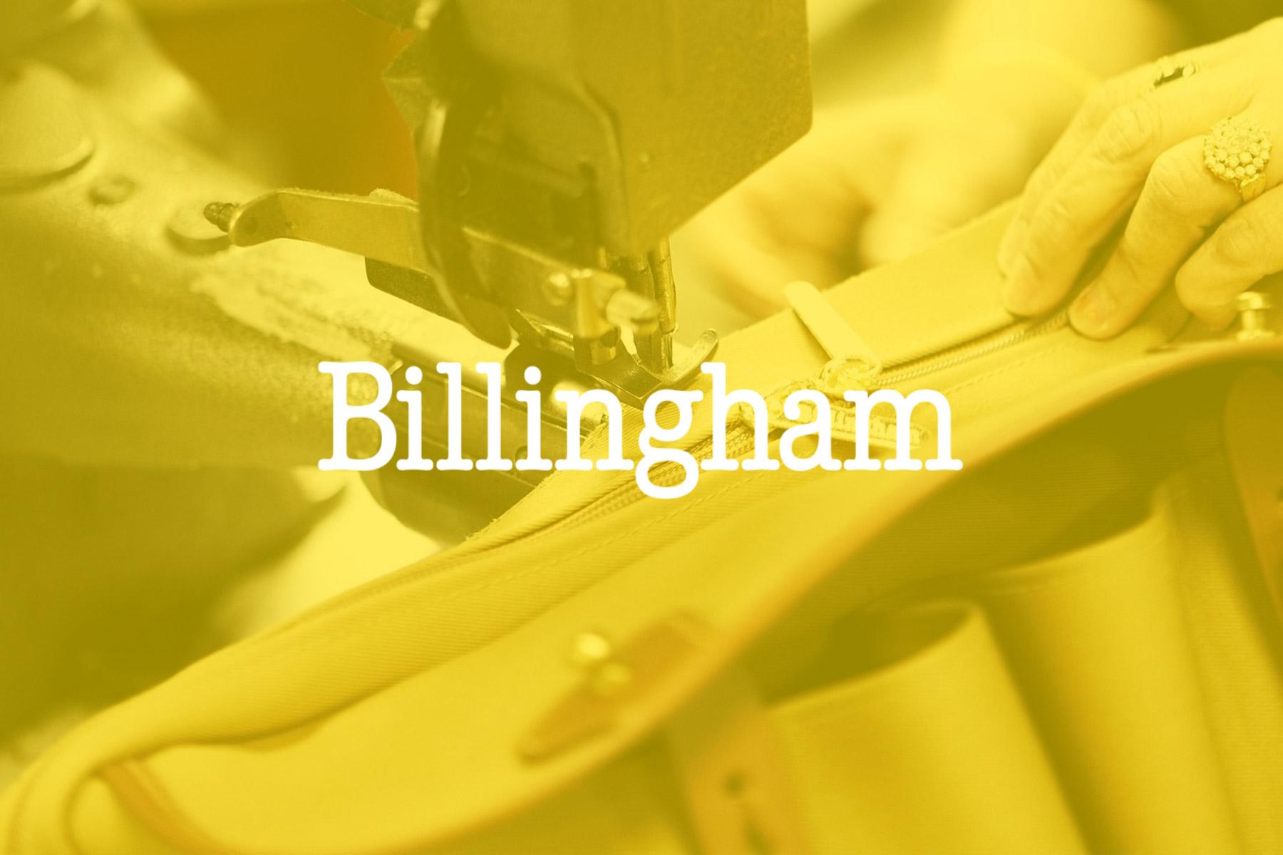 Neue Marken - Billingham