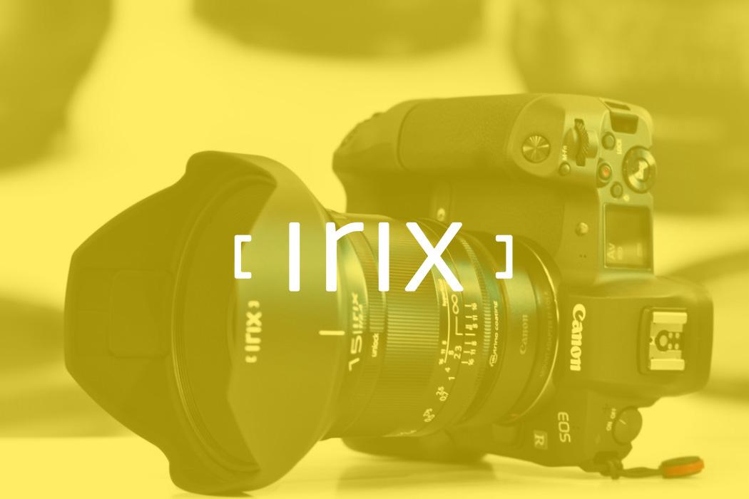 Neue Marken - Irix