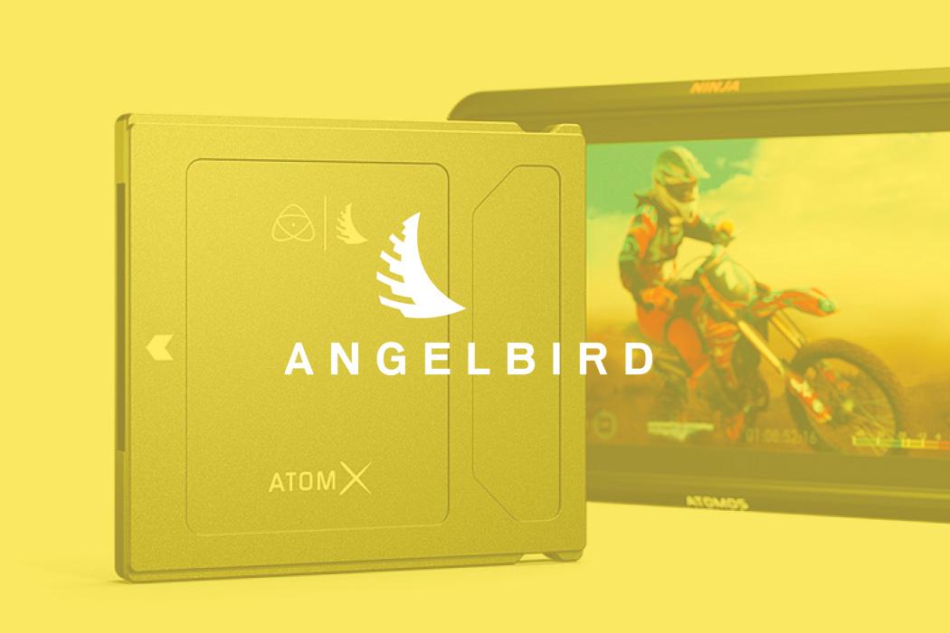 Neue Marke - Angelbird