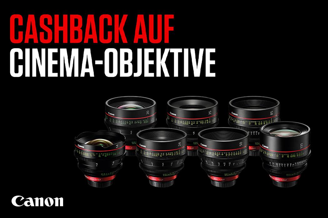Canon Cine Cashback