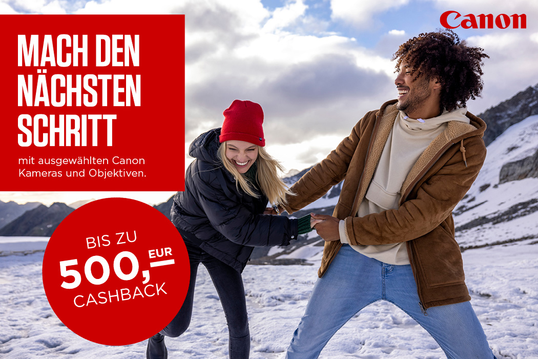 Canon Promotion