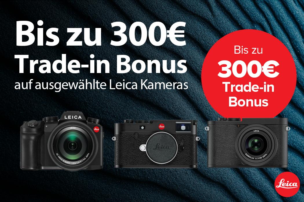 Leica Trade-in Aktion