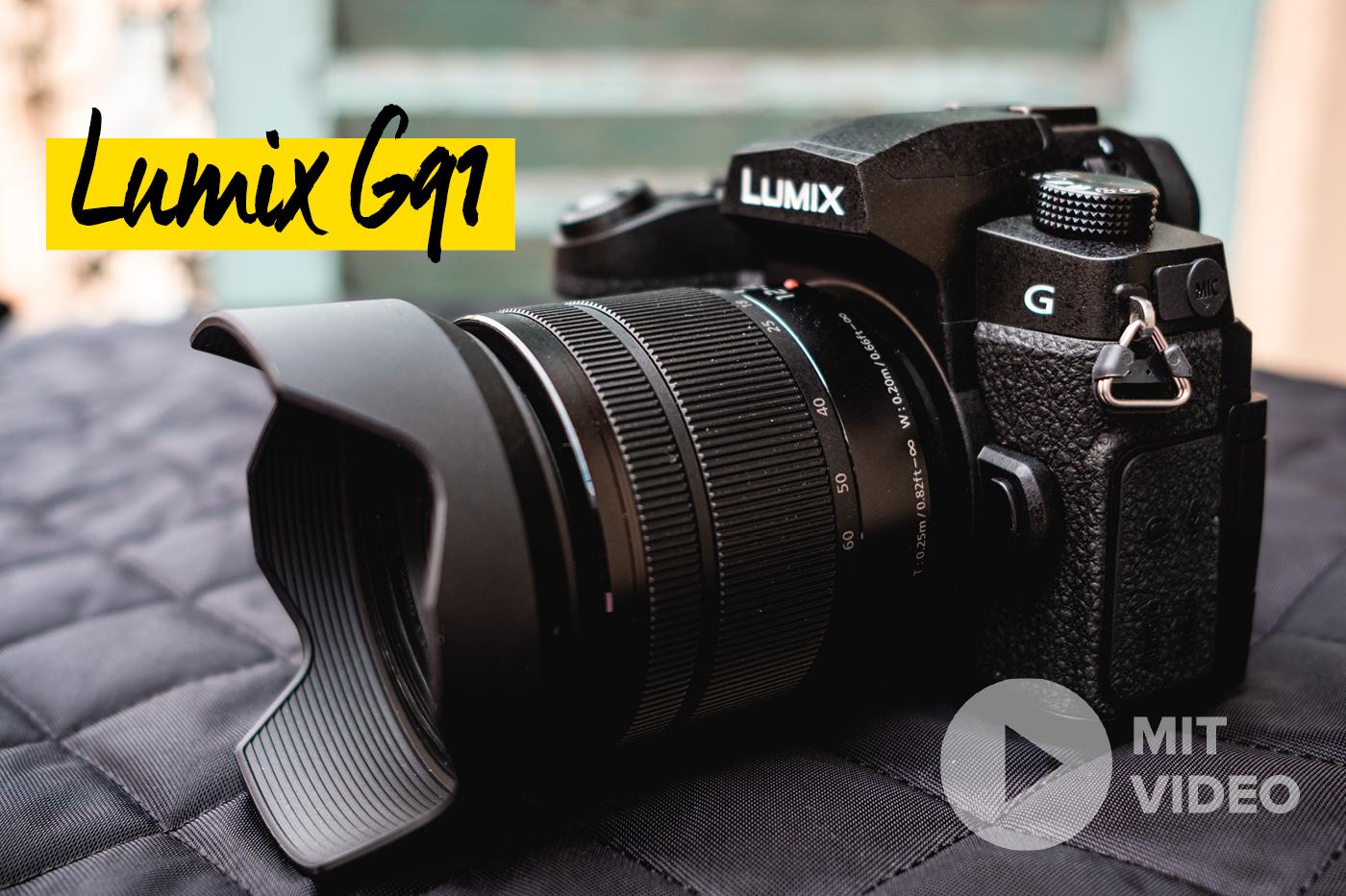 Lumix Kamera