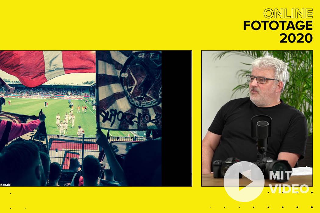 Mit kompakter Kamera zur Fortuna   Patrick Jelen (