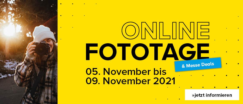 Online Fototage