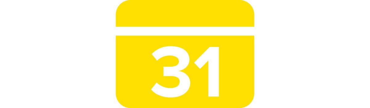 Foto Koch Kalender Icon