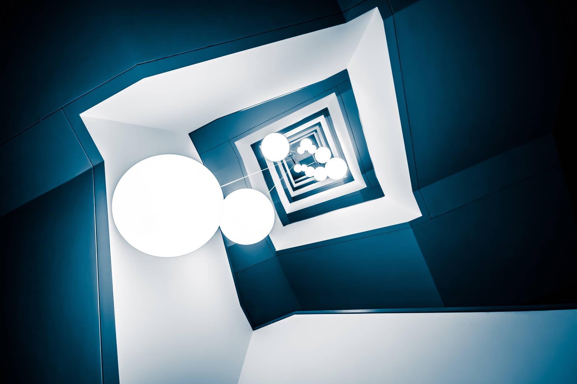 Platz Fünf Fotowettbewerb Blau