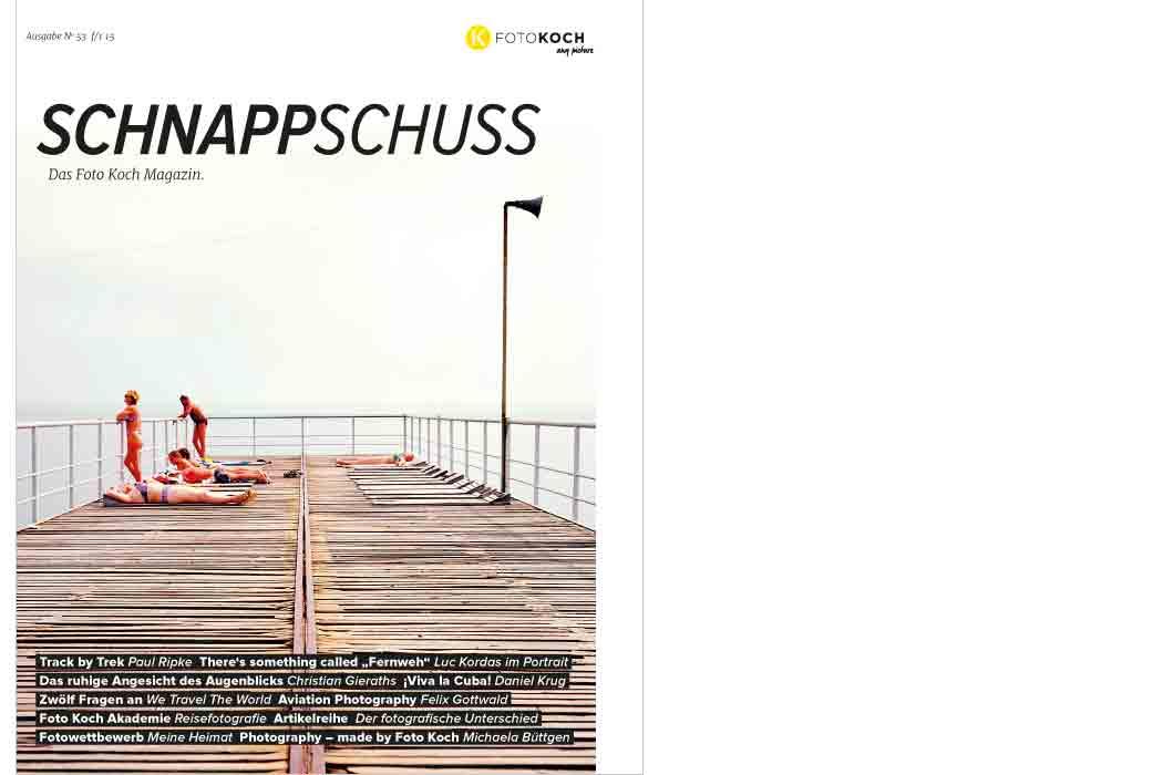 Schnappschuss 53 Fernweh Magazin